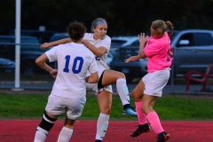 CIAC Girls Soccer; Wolcott 1 vs. Seymour 0 - Photo # (331)
