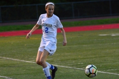 CIAC Girls Soccer; Wolcott 1 vs. Seymour 0 - Photo # (355)
