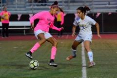 CIAC Girls Soccer; Wolcott 1 vs. Seymour 0 - Photo # (385)