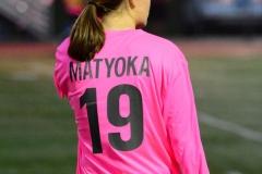 CIAC Girls Soccer; Wolcott 1 vs. Seymour 0 - Photo # (401)