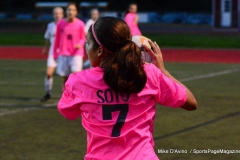 CIAC Girls Soccer; Wolcott 1 vs. Seymour 0 - Photo # (432)