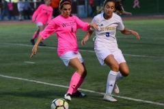 CIAC Girls Soccer; Wolcott 1 vs. Seymour 0 - Photo # (441)