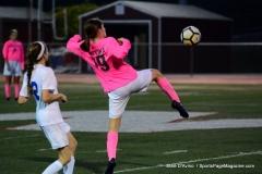 CIAC Girls Soccer; Wolcott 1 vs. Seymour 0 - Photo # (540)