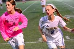 CIAC Girls Soccer; Wolcott 1 vs. Seymour 0 - Photo # (570)