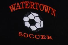 CIAC Girls Soccer; Wolcott vs. Watertown - Photo # 000b