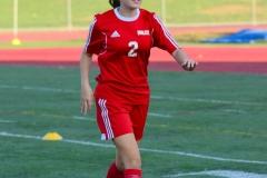 CIAC Girls Soccer; Wolcott vs. Watertown - Photo # 006