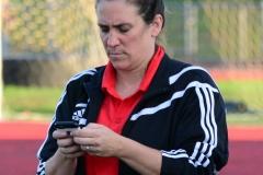 CIAC Girls Soccer; Wolcott vs. Watertown - Photo # 008