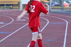 CIAC Girls Soccer; Wolcott vs. Watertown - Photo # 014