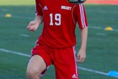 CIAC Girls Soccer; Wolcott vs. Watertown - Photo # 020