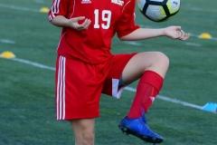 CIAC Girls Soccer; Wolcott vs. Watertown - Photo # 023