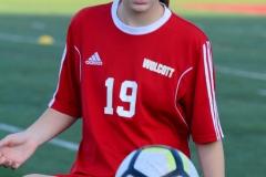CIAC Girls Soccer; Wolcott vs. Watertown - Photo # 024
