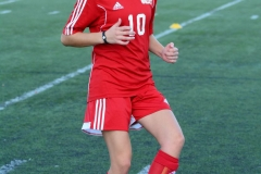 CIAC Girls Soccer; Wolcott vs. Watertown - Photo # 028