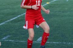 CIAC Girls Soccer; Wolcott vs. Watertown - Photo # 029