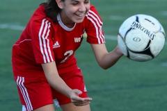 CIAC Girls Soccer; Wolcott vs. Watertown - Photo # 031