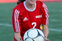 CIAC Girls Soccer; Wolcott vs. Watertown - Photo # 032