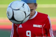 CIAC Girls Soccer; Wolcott vs. Watertown - Photo # 037