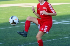 CIAC Girls Soccer; Wolcott vs. Watertown - Photo # 042