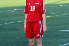 CIAC Girls Soccer; Wolcott vs. Watertown - Photo # 045