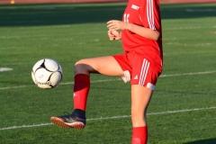 CIAC Girls Soccer; Wolcott vs. Watertown - Photo # 048