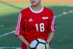 CIAC Girls Soccer; Wolcott vs. Watertown - Photo # 050