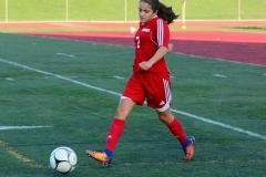 CIAC Girls Soccer; Wolcott vs. Watertown - Photo # 054