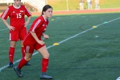 CIAC Girls Soccer; Wolcott vs. Watertown - Photo # 056