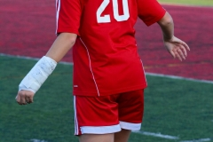 CIAC Girls Soccer; Wolcott vs. Watertown - Photo # 067