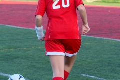 CIAC Girls Soccer; Wolcott vs. Watertown - Photo # 068