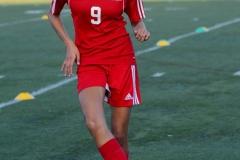 CIAC Girls Soccer; Wolcott vs. Watertown - Photo # 077