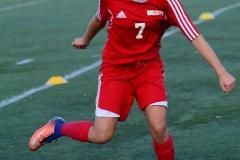CIAC Girls Soccer; Wolcott vs. Watertown - Photo # 081