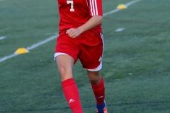 CIAC Girls Soccer; Wolcott vs. Watertown - Photo # 082