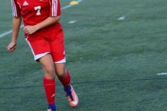 CIAC Girls Soccer; Wolcott vs. Watertown - Photo # 083