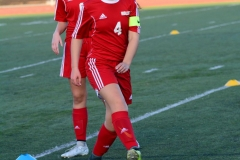 CIAC Girls Soccer; Wolcott vs. Watertown - Photo # 084