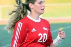 CIAC Girls Soccer; Wolcott vs. Watertown - Photo # 089