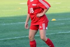 CIAC Girls Soccer; Wolcott vs. Watertown - Photo # 090