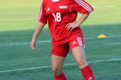 CIAC Girls Soccer; Wolcott vs. Watertown - Photo # 091