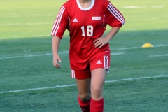CIAC Girls Soccer; Wolcott vs. Watertown - Photo # 092