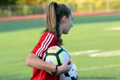 CIAC Girls Soccer; Wolcott vs. Watertown - Photo # 094