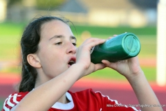 CIAC Girls Soccer; Wolcott vs. Watertown - Photo # 099