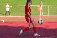 CIAC Girls Soccer; Wolcott vs. Watertown - Photo # 107