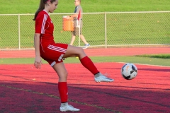 CIAC Girls Soccer; Wolcott vs. Watertown - Photo # 108