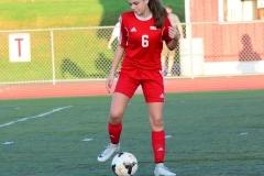 CIAC Girls Soccer; Wolcott vs. Watertown - Photo # 113