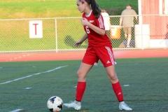 CIAC Girls Soccer; Wolcott vs. Watertown - Photo # 114