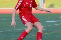 CIAC Girls Soccer; Wolcott vs. Watertown - Photo # 128