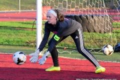 CIAC Girls Soccer; Wolcott vs. Watertown - Photo # 137
