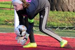 CIAC Girls Soccer; Wolcott vs. Watertown - Photo # 138