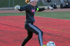 CIAC Girls Soccer; Wolcott vs. Watertown - Photo # 143