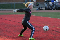 CIAC Girls Soccer; Wolcott vs. Watertown - Photo # 144