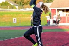 CIAC Girls Soccer; Wolcott vs. Watertown - Photo # 146