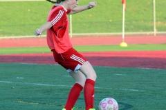 CIAC Girls Soccer; Wolcott vs. Watertown - Photo # 154
